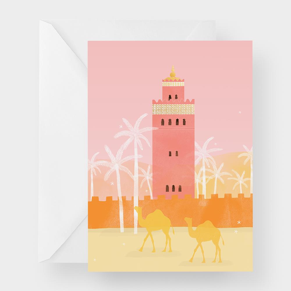 carte marrakech